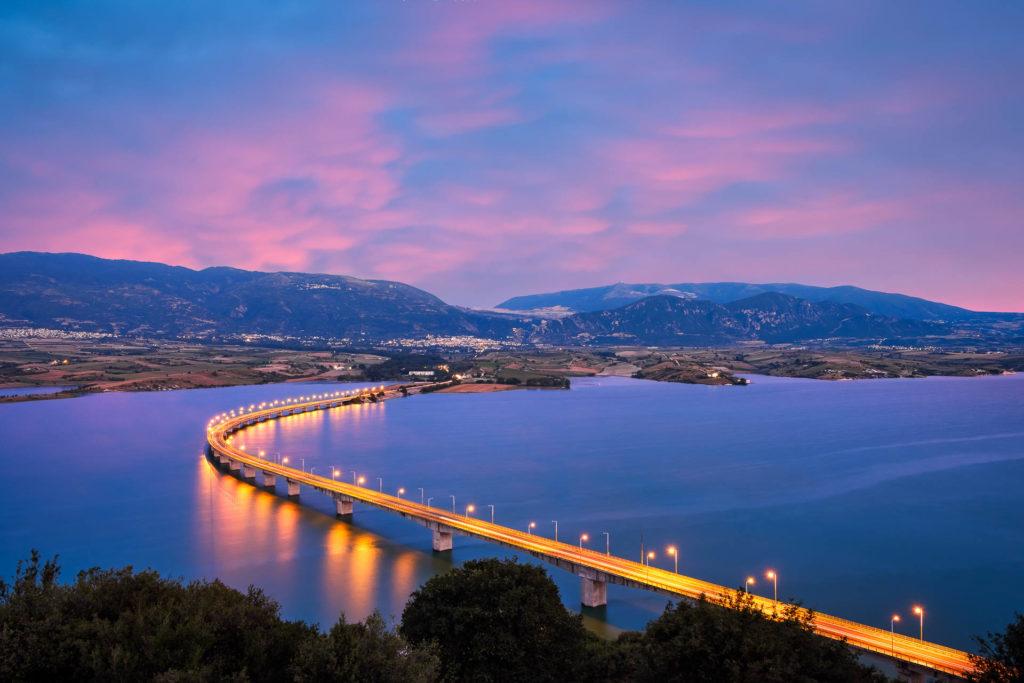 Servia's high bridge (Υψηλή Γέφυρα Σερβίων)