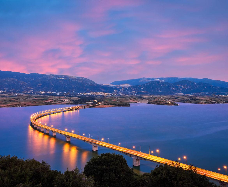 Servia's high bridge