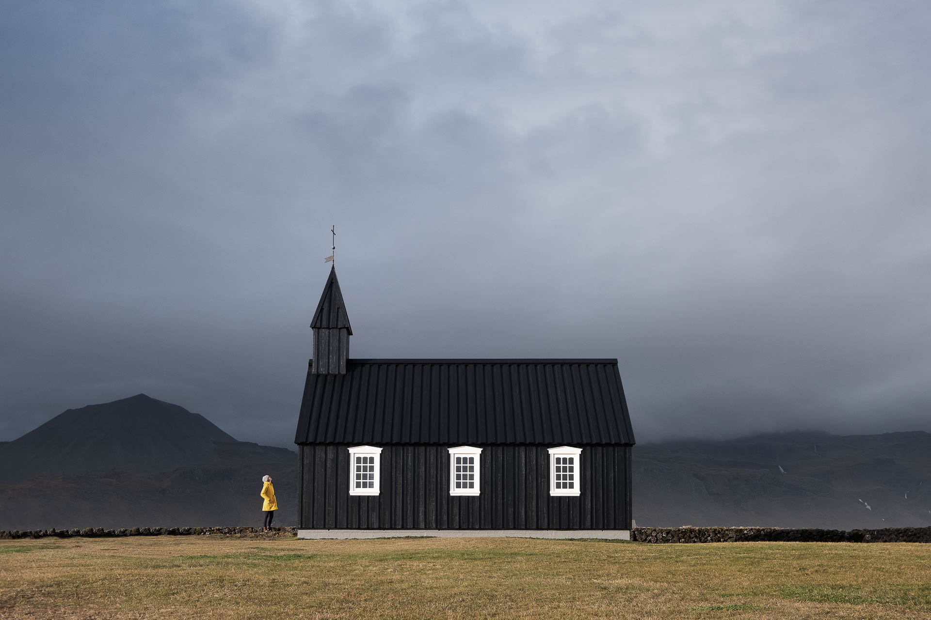 Black church of Budir